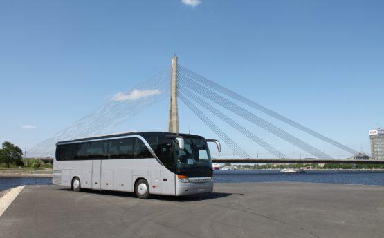 Nowe auto! Autobus Setra 415 Hd